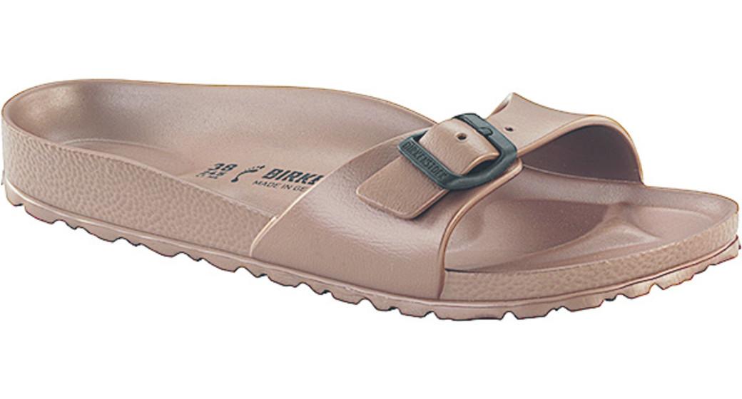 Birkenstock Madrid eva Copper for normal feet