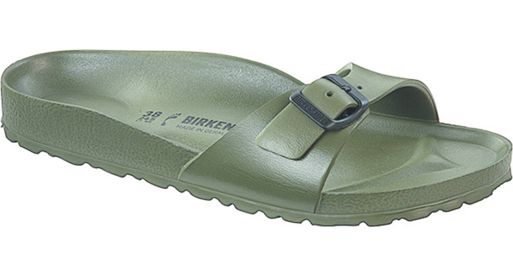 Birkenstock Madrid eva khaki for normal feet