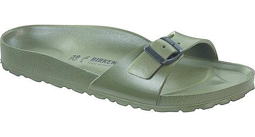Birkenstock Birkenstock Madrid eva khaki voor normale voet