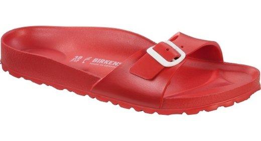 Birkenstock Birkenstock Madrid EVA red for normal feet