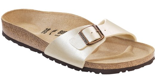Birkenstock Birkenstock Madrid graceful champagne for normal feet