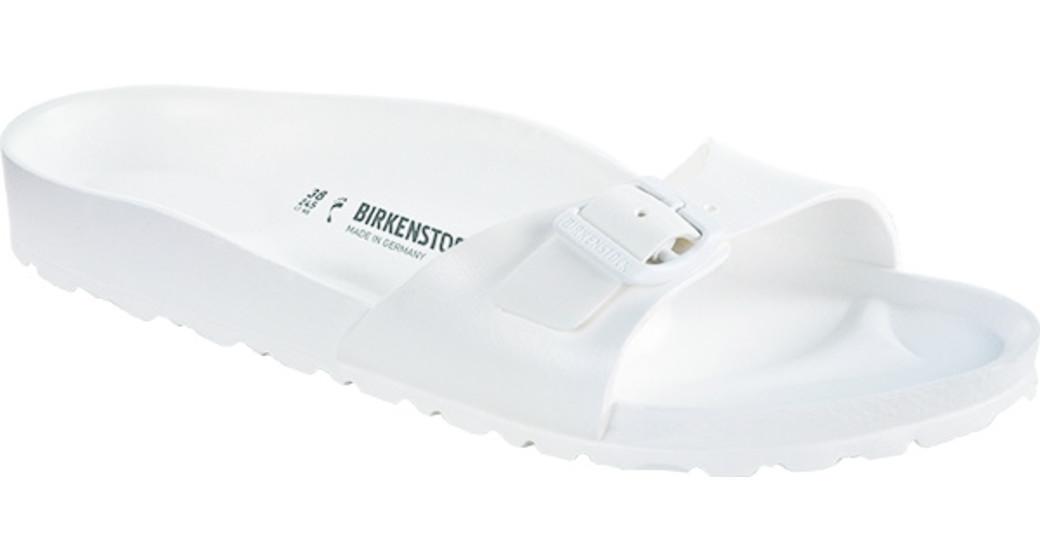 Birkenstock Madrid EVA wit voor normale voet