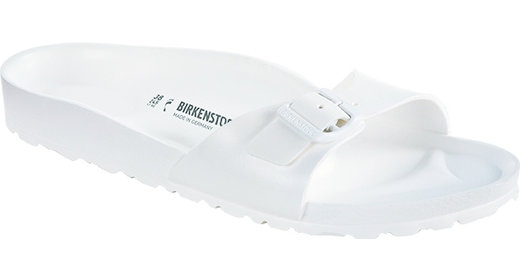 Birkenstock Birkenstock Madrid EVA wit voor normale voet