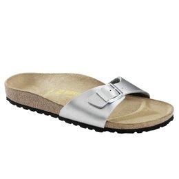 Birkenstock Madrid silver for normal feet