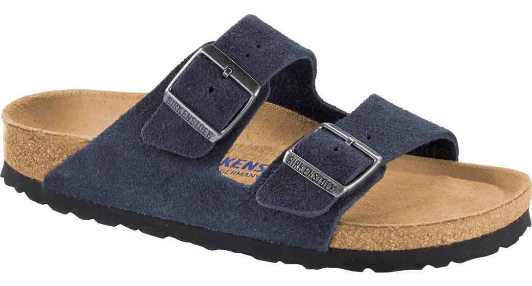 Birkenstock Arizona Night Suede for normal feet