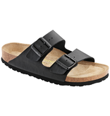 Birkenstock Birkenstock Arizona Black leather for wide feet