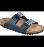 Birkenstock Birkenstock Arizona Blauw leer voor normale voet