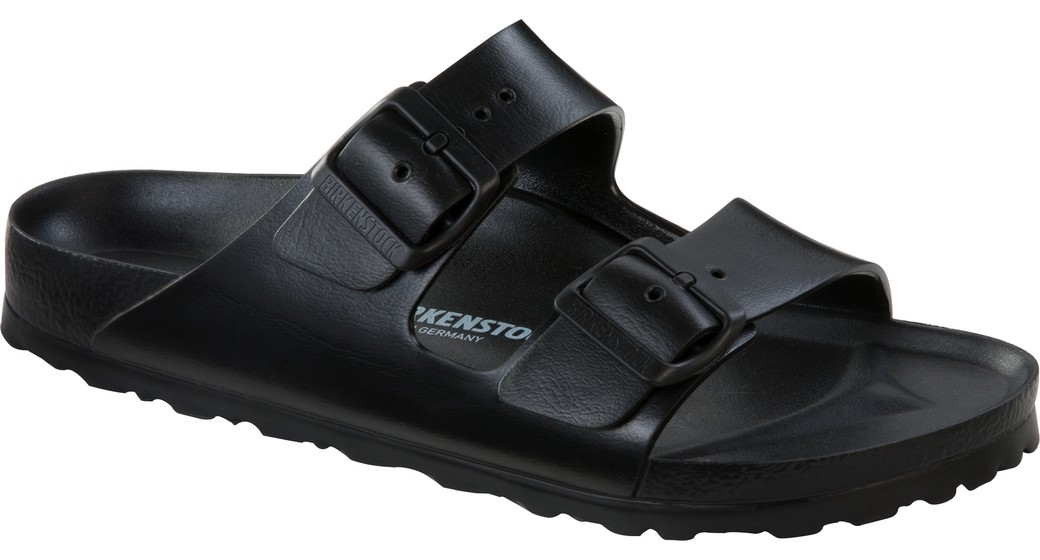 Birkenstock Arizona eva black for wide feet