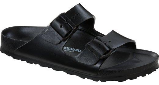 Birkenstock Birkenstock Arizona eva black for wide feet