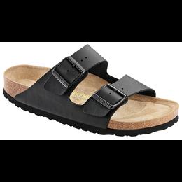 Birkenstock Arizona black for wide feet