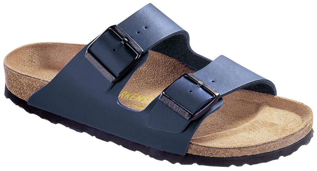 Birkenstock Arizona blauw voor normale voet
