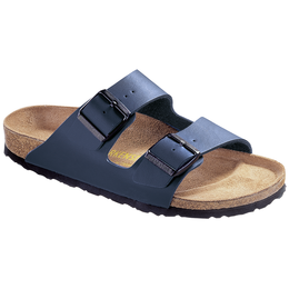 Birkenstock Arizona blue for normal feet