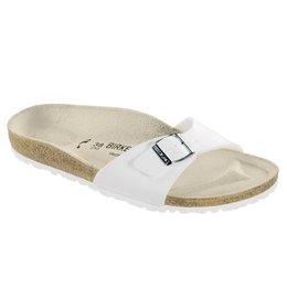Birkenstock Madrid wit voor normale voet
