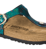 Birkenstock Birkenstock Gizeh snake black multi for normal feet