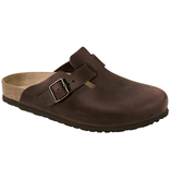 Birkenstock Birkenstock Boston habana leather for normal feet