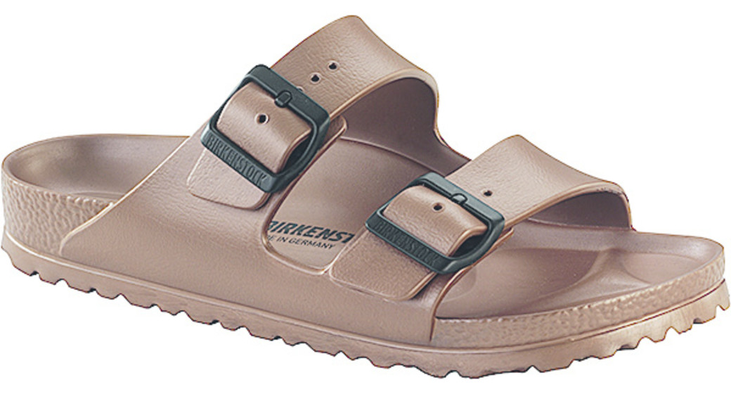 Birkenstock Arizona eva Copper for wide feet
