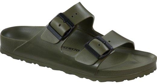 Birkenstock Birkenstock Arizona eva khaki for normal feet