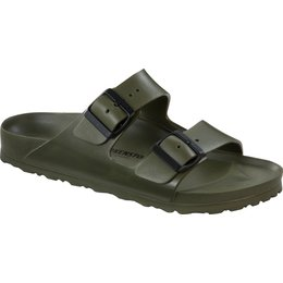 Birkenstock Arizona eva khaki for wide feet