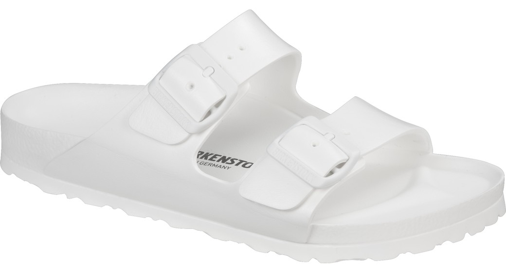 Birkenstock Arizona eva white for wide feet