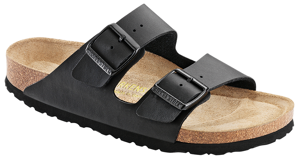 Birkenstock Arizona black for normal feet
