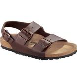 Birkenstock Birkenstock Milano dark brown for normal feet