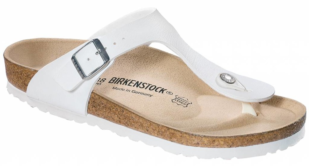 Birkenstock Gizeh white