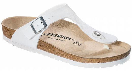 Birkenstock Birkenstock Gizeh white