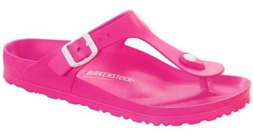 Birkenstock Birkenstock Gizeh EVA neon roze
