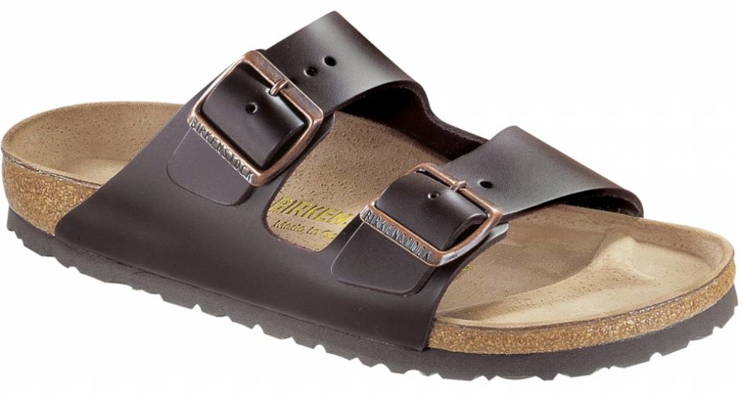 Birkenstock Arizona brown  leather