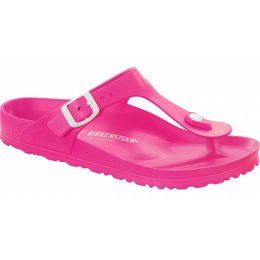 Birkenstock Gizeh kids eva neon pink