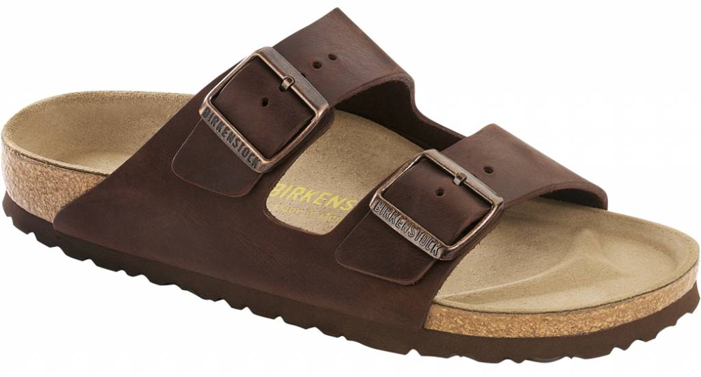 3e28dd8084b Birkenstock Birkenstock Arizona habana leather in 2 widths ...