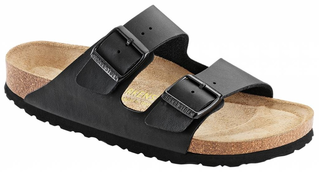 Birkenstock Arizona black with soft footbed