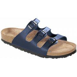 Birkenstock Florida blue, soft footbed