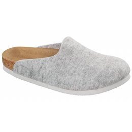 Birkenstock Amsterdam light grey