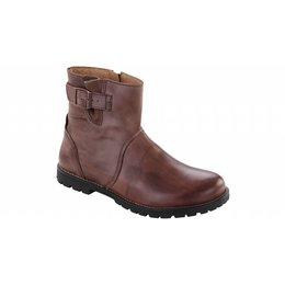 e11a3b7211ad Birkenstock Stowe women brown leather in 2 widths