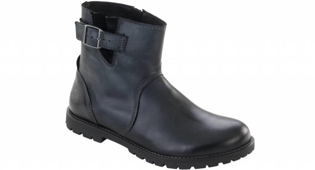 Birkenstock Stowe women black leather