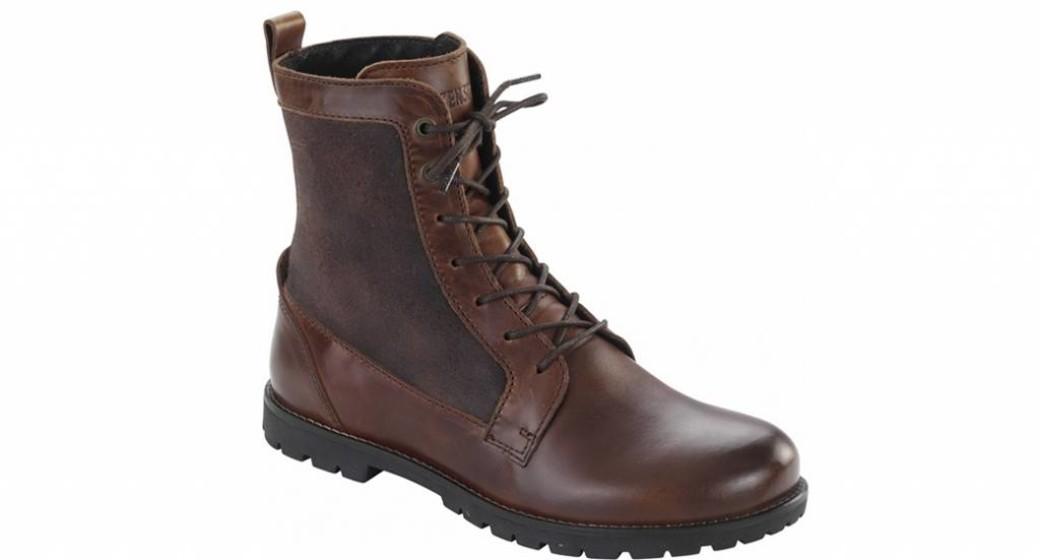 Birkenstock Gilford high brown leather