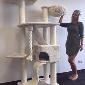RHRQuality Arbre à chat Kilimandjaro de Luxe Cream