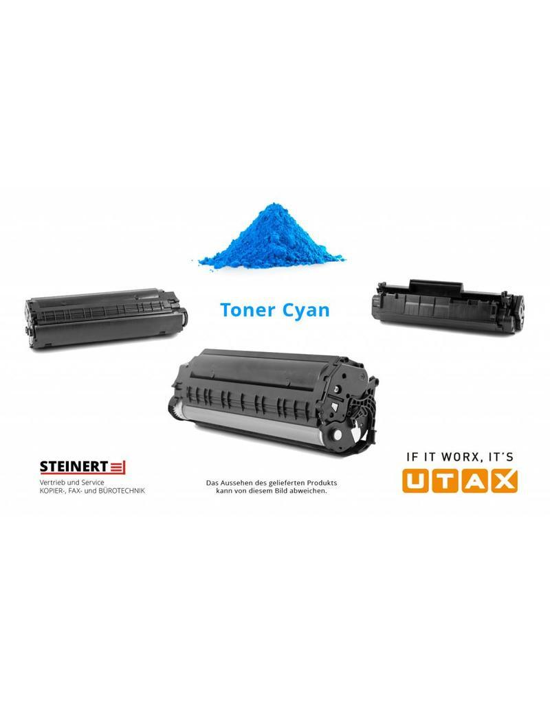 UTAX PK-5017C Toner Cyan für UTAX P-C3062iMFP, P-C3066i MFP und P-C3062DN