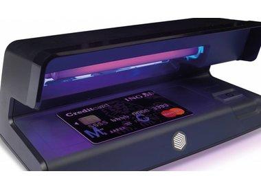 Geldscheinprüf- und zählmaschinen