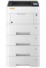 UTAX P-5532DN - 55 DIN A4- Seiten mit 1.200 dpi Auflösung