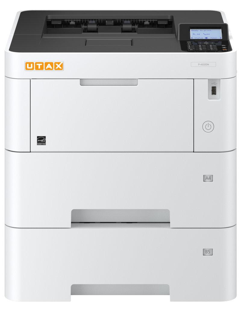 UTAX P-4532DN Laserdrucker mit 45 DIN A4- Seiten pro Minute