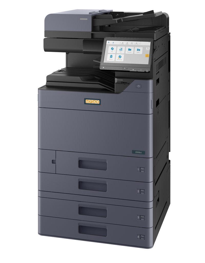 UTAX 2508ci-Farb- Multifunktionssystem, einer der es allen recht macht es