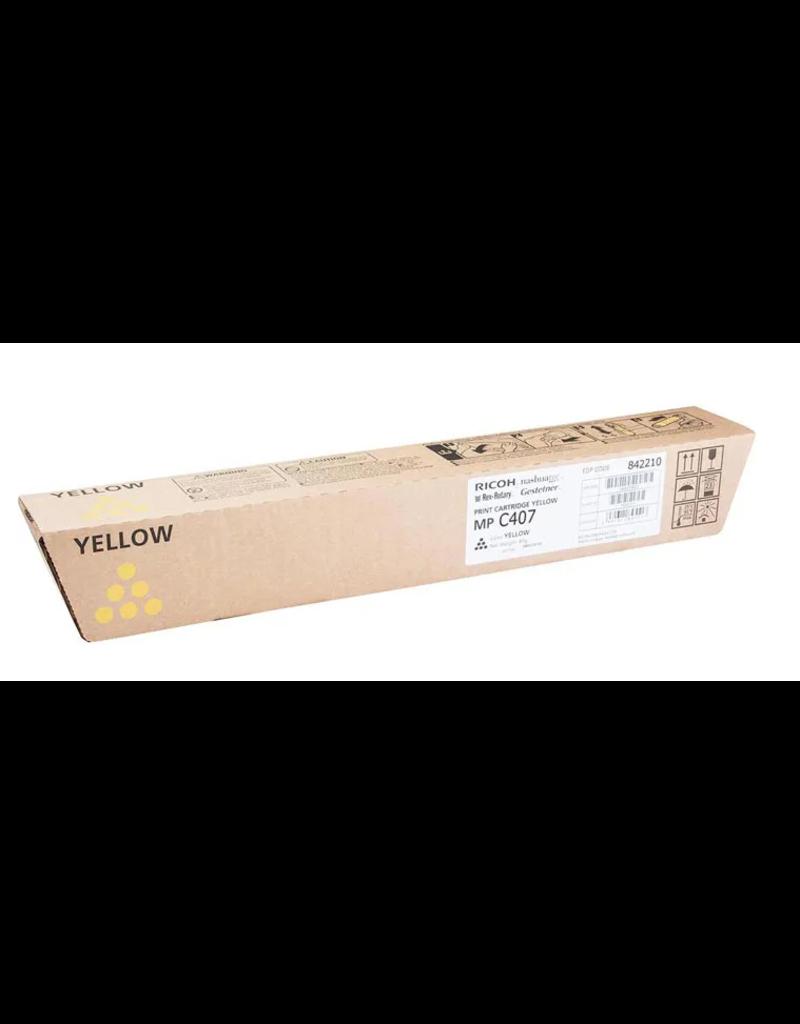 Ricoh Toner Yellow für Ricoh MP C407
