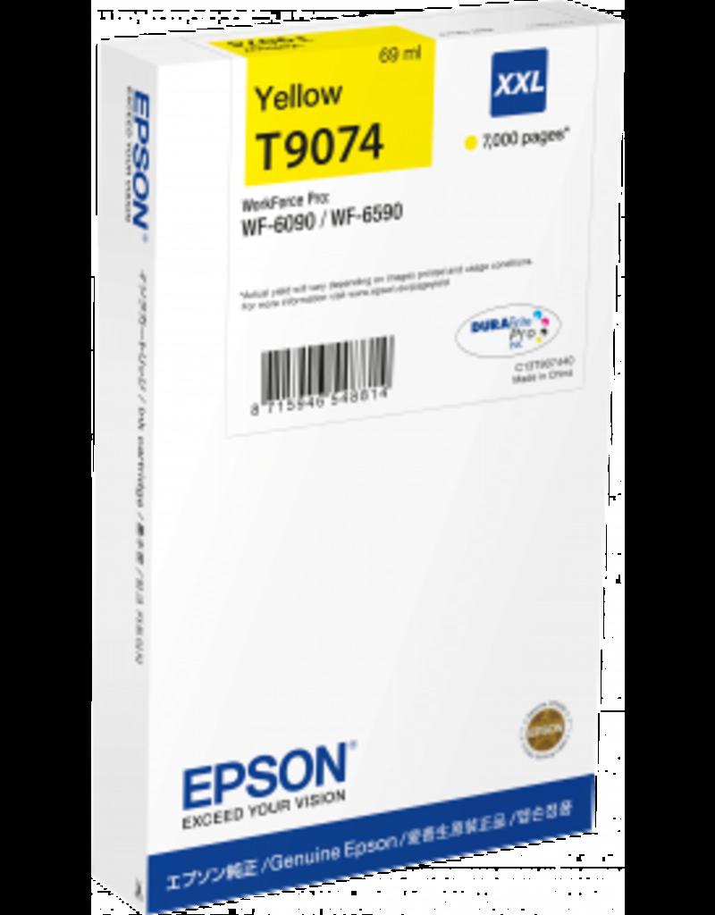 EPSON Tinte Yellow XXL für Epson WF-6090DW