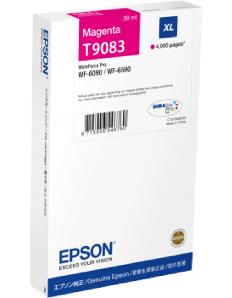 EPSON Tinte magenta für Epson WF-6090DW