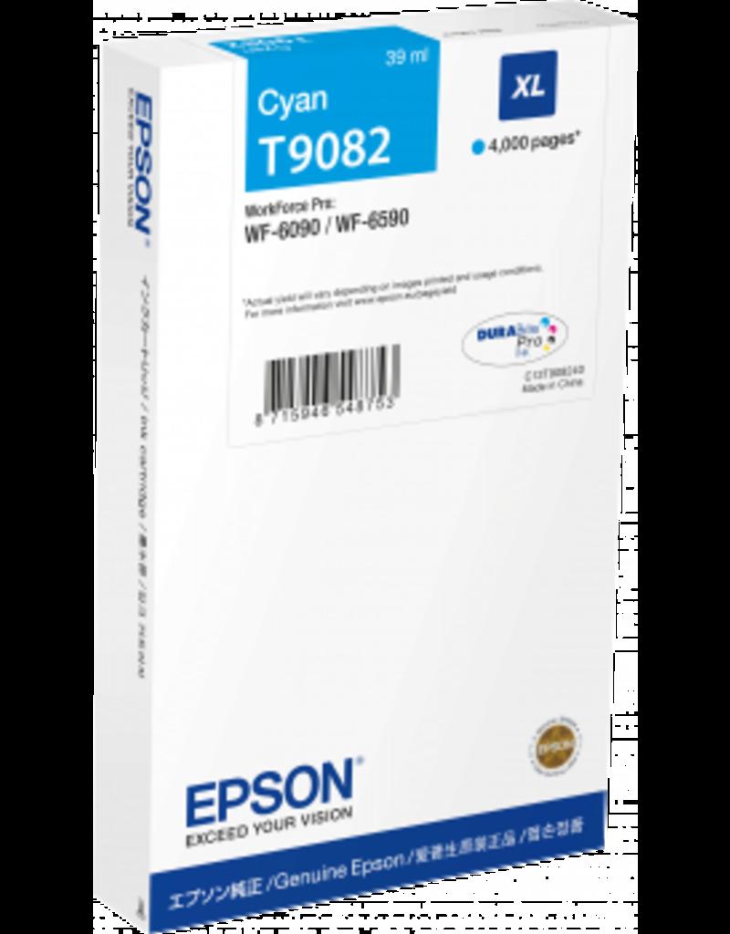 EPSON Tinte cyan für Epson WF-6090DW