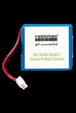ratiotec Akku f. Solid Smart + Smart Protect Serie