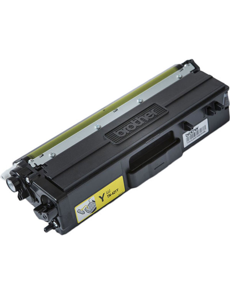 brother Toner Yellow brother DCP-L 8410