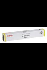 Canon Toner Yellow für Canon iRC 5535, kleine Füllung